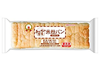 [冷凍] 【グルテンフリー/食物アレルギー対応】 日本ハム みんなの食卓® 米粉パンスライス340g
