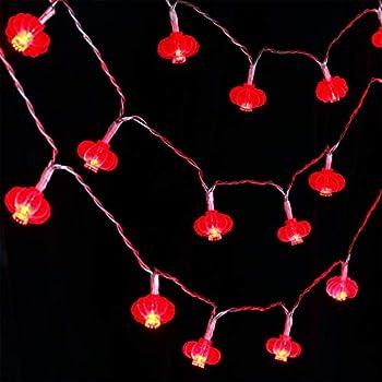 Best chinese lantern string lights Reviews