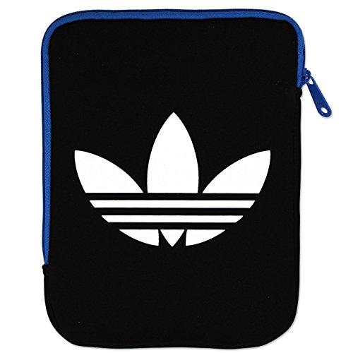 adidas Originals LAPTOP SL TABLE X51989, Unisex - Erwachsene Laptop-Taschen, Schwarz (BLACK/WHITE), 19x2x26 cm (B x H x T)