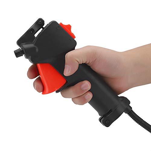 26MM Interruptor de la manija del gatillo del Acelerador con Cable for encordadora Cortadora de Hilo Cortador de Cepillo Accesorios Kit de Piezas