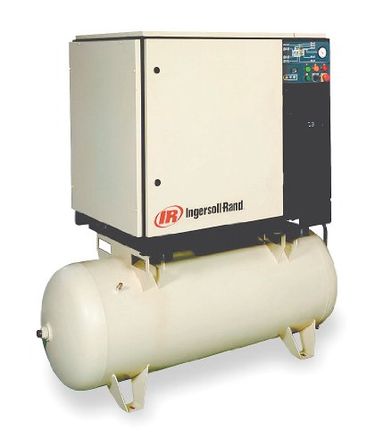 Ingersoll-Rand - UP6-15C-125/120-200-3 - 75 x 29 x 61 3-Phase...