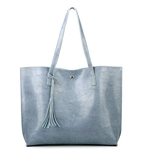 Nodykka Women Tote Bags Top Handle Satchel...