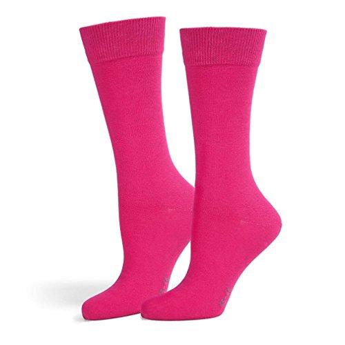 Safersox Business Socken Pink, 39-42