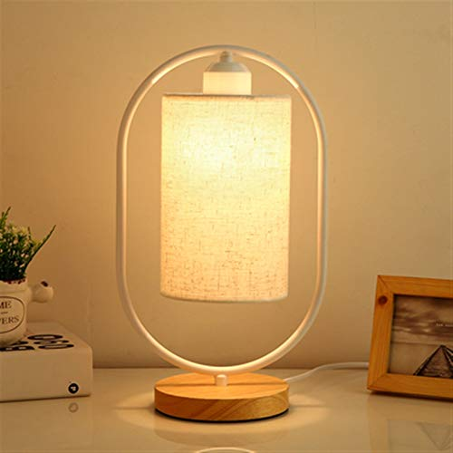Lámpara de mesa de noche Lámpara de mesa dormitorio luces de cabecera...