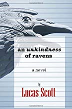An Unkindness Of Ravens Spiral Notebook: (110 Pages, Lined paper, 6 x 9 size, Soft Glossy Cover)