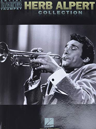 Herb Alpert Collection - Trumpet Artist Transcriptions: Songbook für Trompete