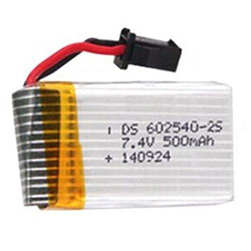 YDong Bateria para JJRC H8C Piezas de Repuesto de RC Cuadricoptero H8C-10 46*11*45mm