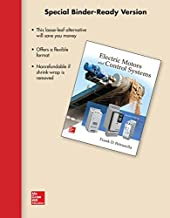 Loose Leaf for Electric Motors and Control Systems