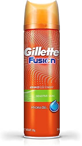 Gillette Fusion Hydragel Sensitive Pre Shave Gel – 195 g (200 ml)