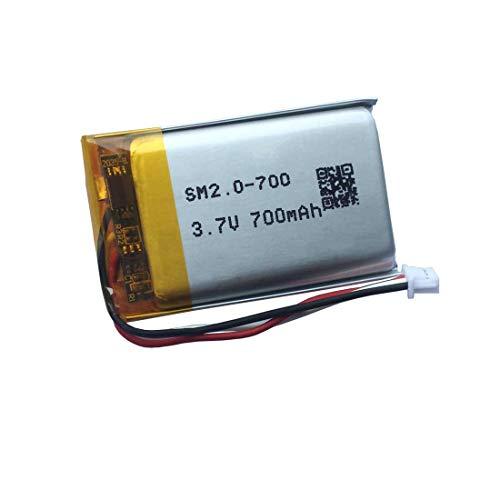 700mAh Replacement Battery for Sennheiser HD 4.40 HD 4.50 BTNC Wireless Headphones