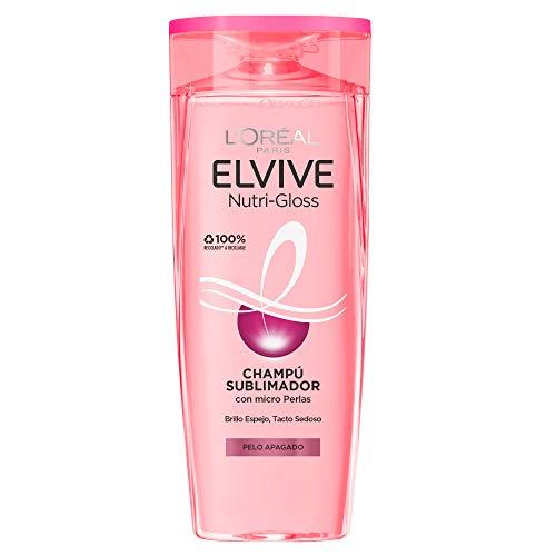 L 'óreal Paris Elvive Nutri Gloss, Shampoo–370ml