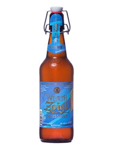 Würth Zoigl Weissbier (12 Bügelflaschen 0,5l)