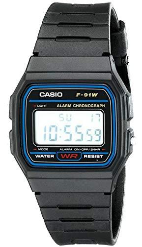 Reloj clásico F91W