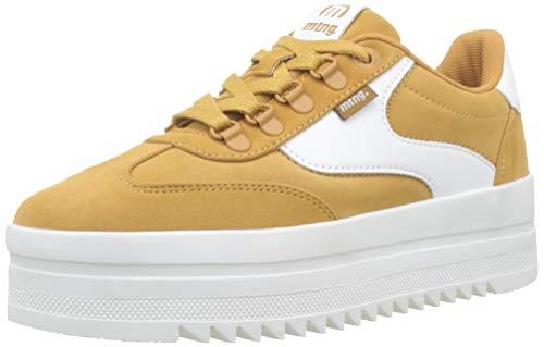 MTNG Damen 69618 Sneaker, Braun NOU Camel BLC C47285, 37 EU