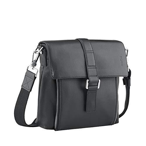 Picard Tablet Bag with tablet compartment Rocket cuir 23 x 23 x 6 cm (H/B/T) Unisexe sacs à bandoulière (4500)
