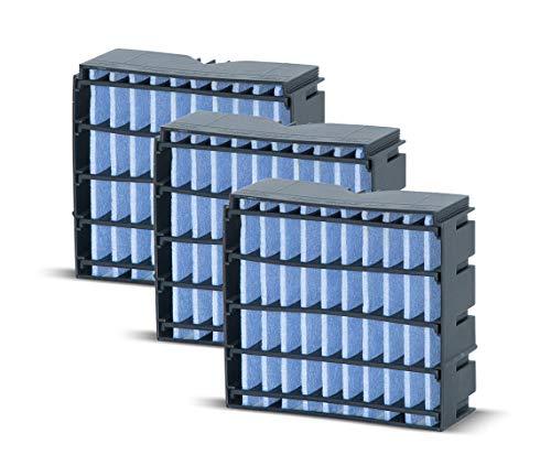 Livngton SmartChill Ersatzfilter für Verdunstungskühler 3 Stk. – Zubehör für das kompakte Klimagerät – Filter zum Nachfüllen für den SmartChill Mini Luftkühler