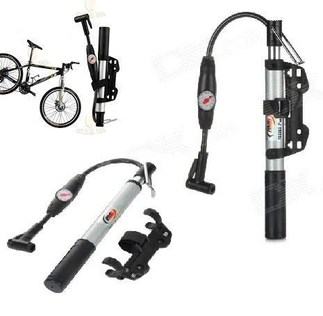 Bicicleta pneu bomba de ar w Manômetro para calibrar speed bike ciclismo