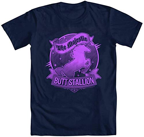 Majestic Butt Stallion Men's T-Shirt