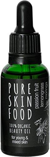 Pure Skin Food: Beauty Öl - junge Haut & Mischhaut 30ml