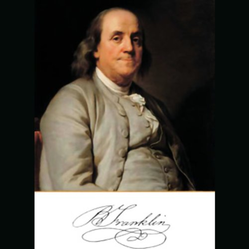 The Compleated Autobiography by Benjamin Franklin cover art