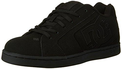 Dcshoes DC Shoes Net - Leather Shoes for Men - Schuhe - Männer - EU 39 - Schwarz