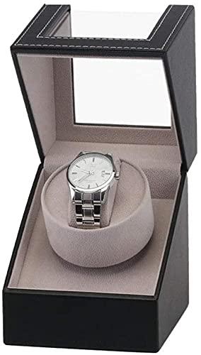 PLMOKN Relojes Box Watch Pantalla Caja de Almacenamiento Mini Cabeza única Sola...