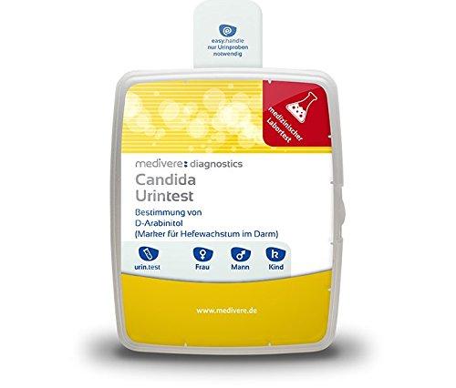Medivere Candida Urintest