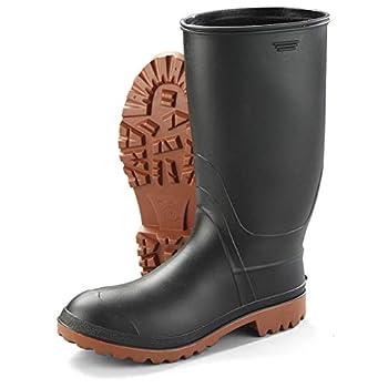 Kamik Men s Ranger Rubber Boots Black 11D  Medium