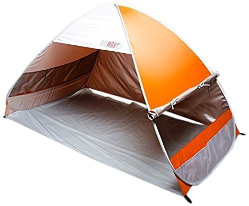 PRIMAX UV Protection Cabana Unisex Outdoor Pop-UP Tent available in Multicoloured - Family