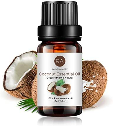 Coconut Essential Oil 100 Pure Organic Natural Aromatherapy Coconut Oil for Diffuser 10ml product image