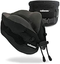 Cabeau Evolution Cooling Travel Pillow - Dr Recommended Gamer Pillow - Neck Pillow for Traveling - Airplane Pillow Made wi...