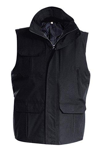 Chauffe-body pour homme - Plusieurs couleurs - Tailles S à 4XL - Gris - M