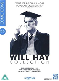 Will Hay Collection - Comic Icons