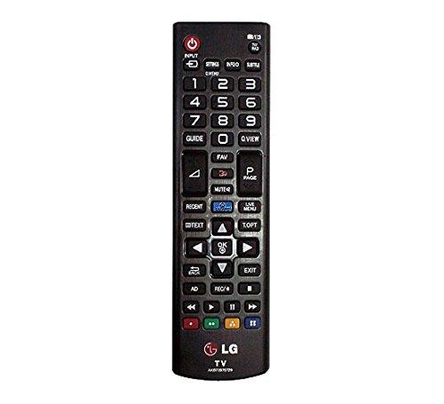 Remote Control forLG 65EC970V Curved 4K Ultra HD OLED 3D Smart TV, 65'