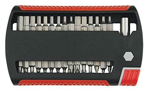 Wiha 79495 31-Piece XLSelector Bit Set with Slotted Phillips TORX Hex Bits