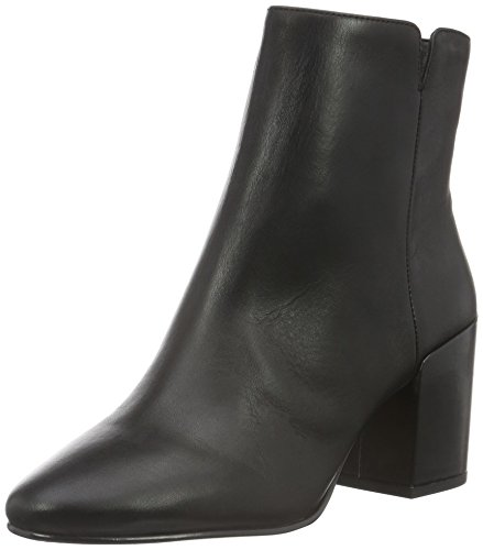 Aldo Women's Sully Ankle Boots, Black (Black Leather), 4.5...