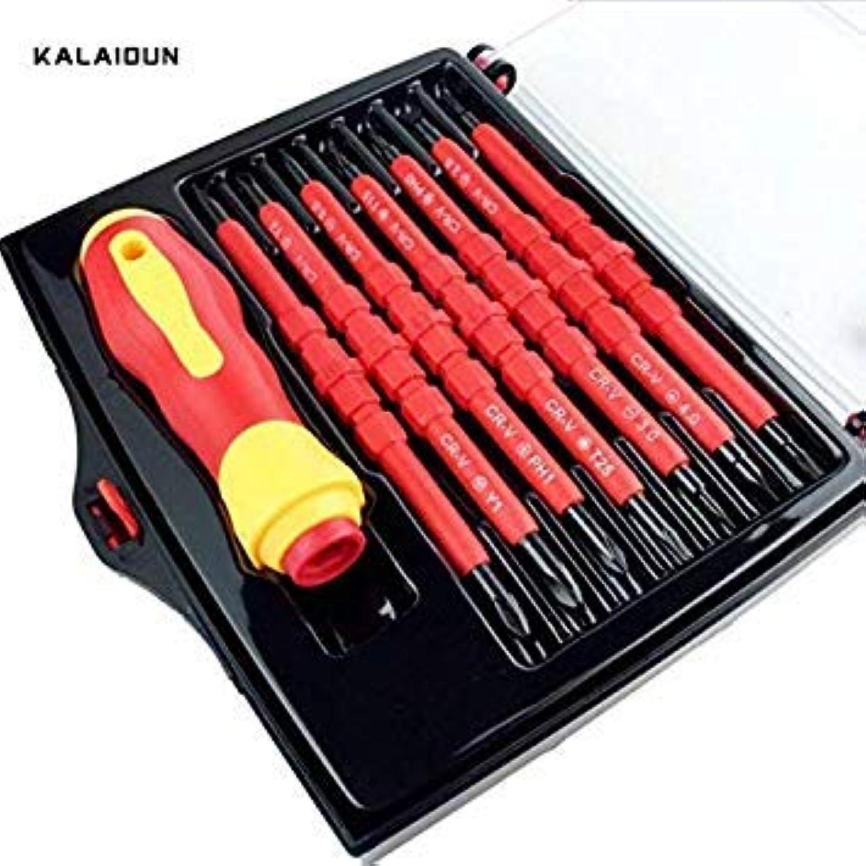 Sellify Rarido 14 IN 1PrecisionSet Multi-Purpose DIY Hand Tool Kit Torx Wohnung Y U-Form Insulated- (Farbe  schwarz 2028D)  schwarz 2028D B07N412PC9   Hat einen langen Ruf