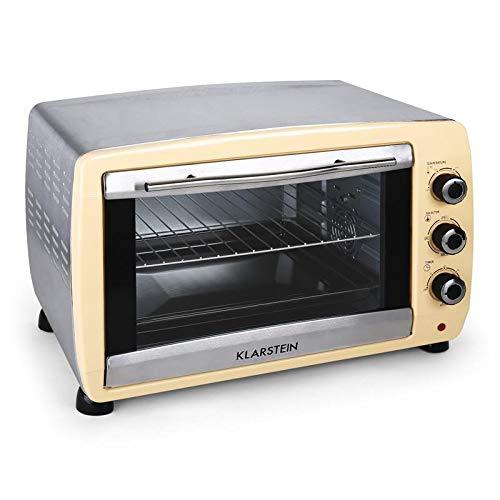 Klarstein Omnichef horno-grill eléctrico mini (2.000 W, 45 litros,...