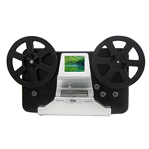 Convertidor de película Digital Winait, escáner de película en Rollo Super 8 y 8 mm