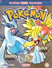Official Nintendo Power Pokemon Gold Version and Silver Version Player's Guide