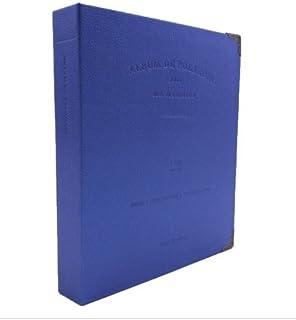 CAIUL Mini Álbum Dedicado a Cámaras Fujifilm Instax Mini 8 8+ 9 70 7s 90 25 26 50s Polaroid PIC-300 Z2300(120 Fotos Azul Cobalto)