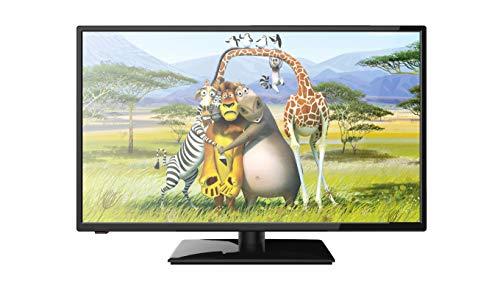 Lenco DVL-3242 32 Zoll (80cm) LED Fernseher mit DVD-Player - Triple Tuner (DVB-T/T2/S2/C) - Mit HDMI, USB, SCART und Cl+ Anschluss - Fernbedienung - schwarz