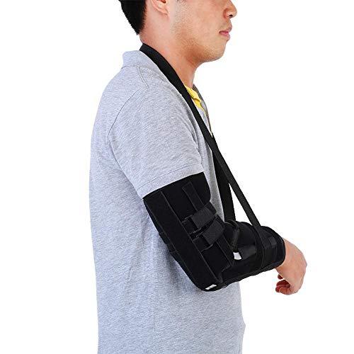 Pulseras, hombros ajustables, inmovilizador, suave y transpirable para guardar la muñeca, antebrazo, reposabrazos.
