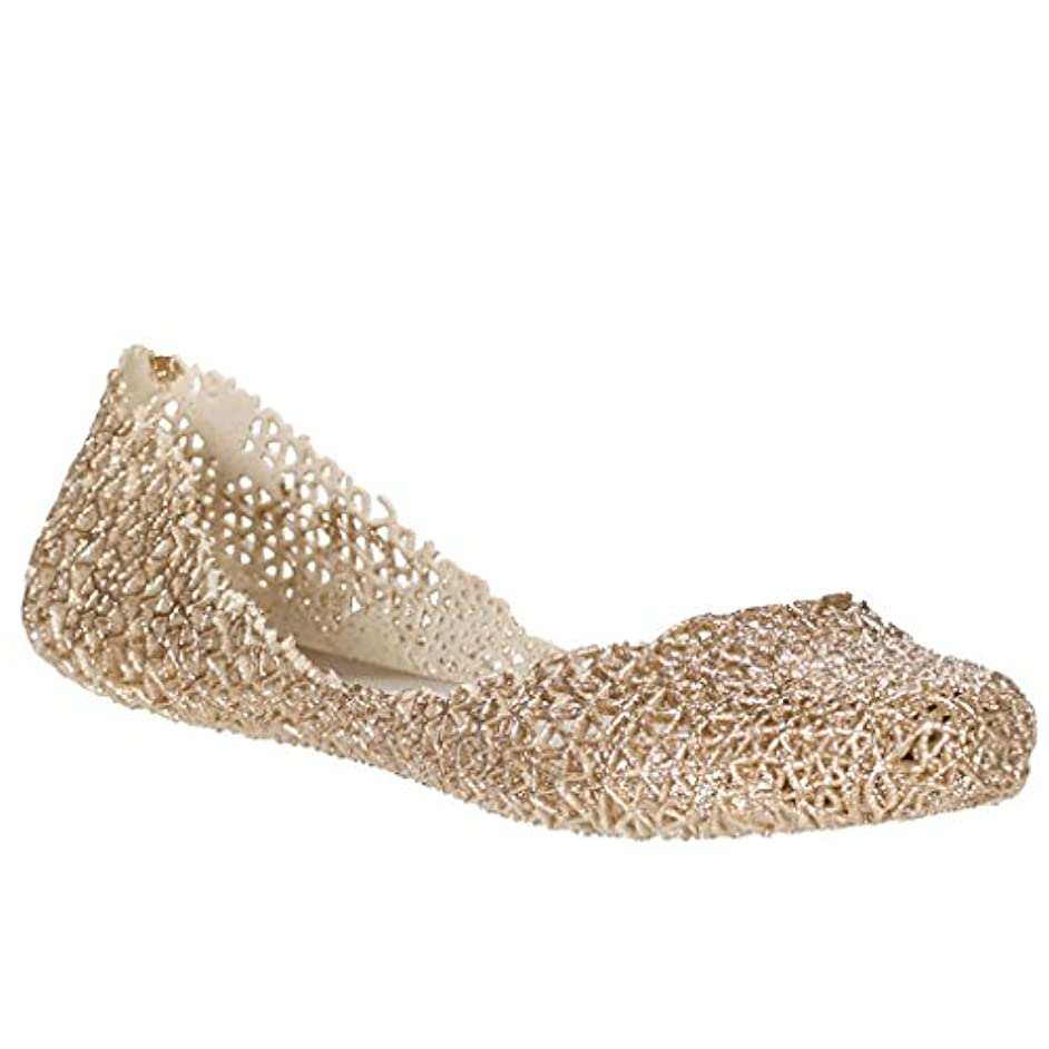 Glaze Women's Jelly Ballet Flat