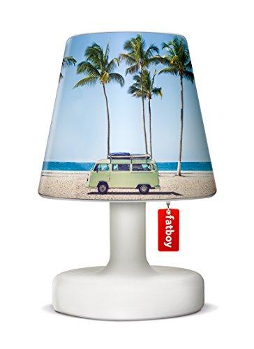 Fatboy® Edison the Petit + Cooper Cappie miami beach | Tischlampe / Outdoor Lampe / Nachttischlampe | Kabellos & per USB Aufladbar
