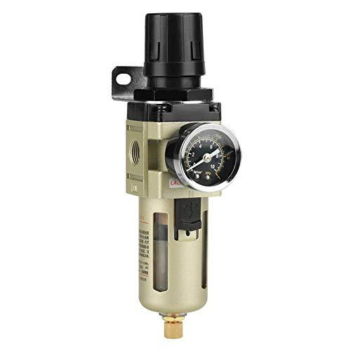 LHQ-HQ. AW3000-03 G3 / 8 '' Copper Polycarbonat Luft Öl Wasser Seperator Filter Pneumatische Regler