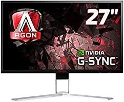 AOC Agon AG271QG 68,58 cm (27 inch) monitor (HDMI, USB-hub, displaypoort, 4ms responstijd, 165 Hz, 2560x1440, Nvidia...