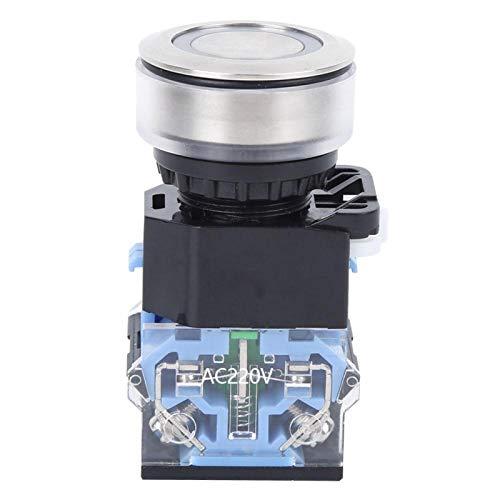Interruptor de botón industrial Duradero Ampliamente utilizado Alta confiabilidad Rendimiento de trabajo estable Interruptor de botón Contactores para arrancadores(Self-locking)