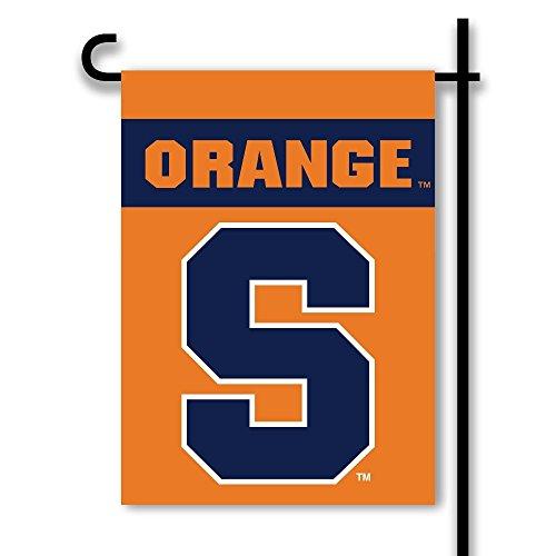 BSI PRODUCTS, INC. NCAA Syracuse Orange 2-Sided Garden Flag, One Size, Team Colors (83148)