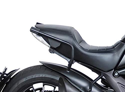 SHAD d0dv14if Halterung Koffer 3P System für Ducati DIAVEL 1200, Schwarz